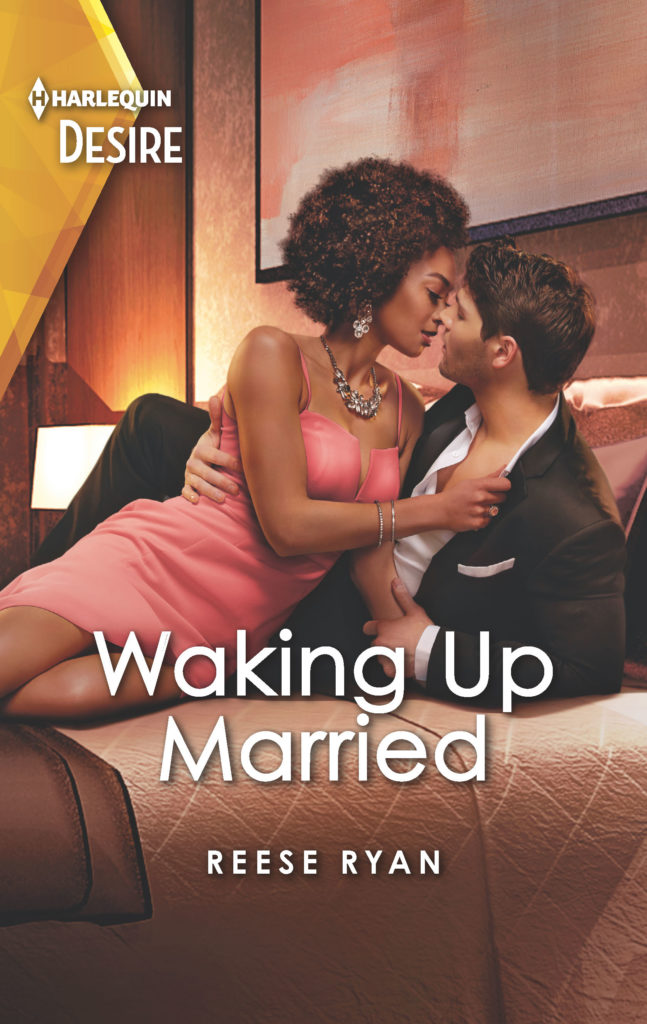 Cover Art for Waking Up Married by Reese Ryan