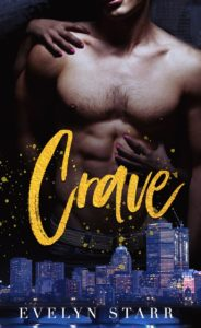 Cover Art for Crave by Evelyn Sola