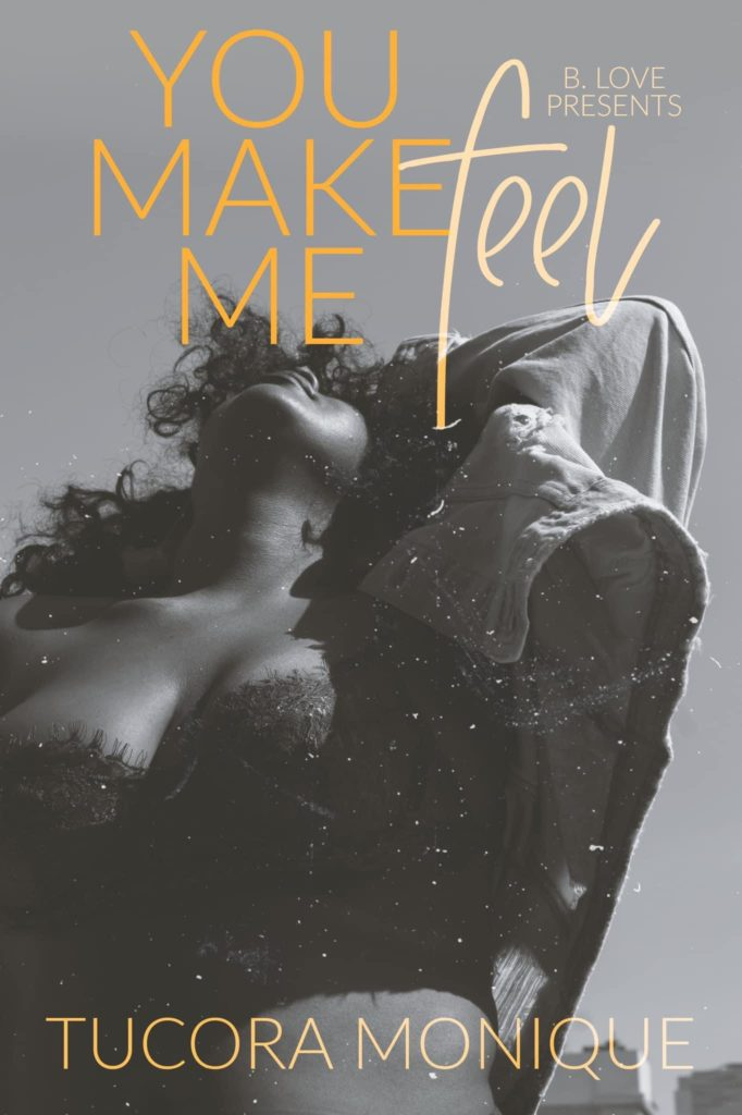 Cover Art for You Make Me Feel by Tucora Monique