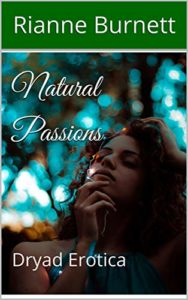 Cover Art for Natural Passions by Rianne Burnett