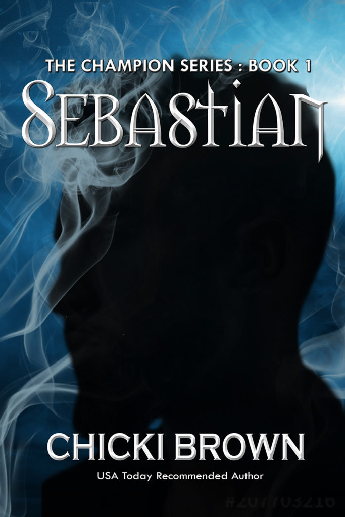 Cover Art for Sebastian: Book One in the Champions Series by Chicki Brown