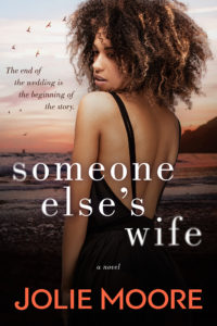 Cover Art for Someone Else's Wife by Jolie Moore