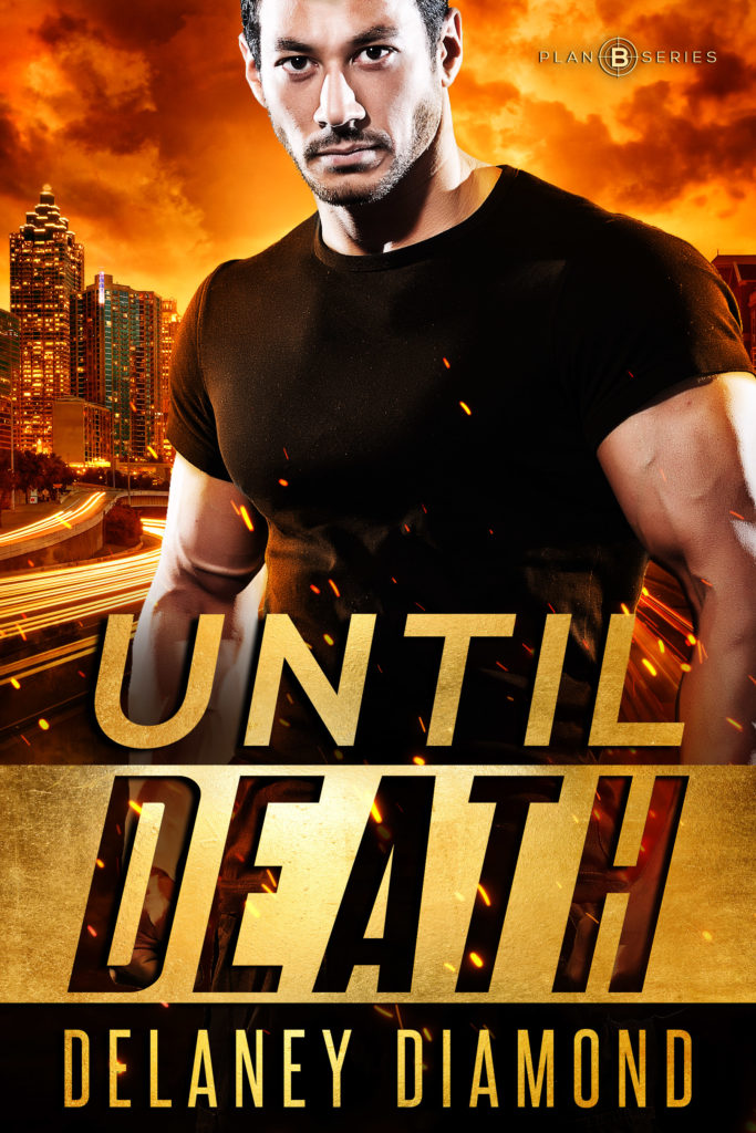 Cover Art for Until Death by Delaney Diamond