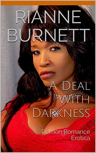 Cover Art for A Deal With Darkness by Rianne Burnett