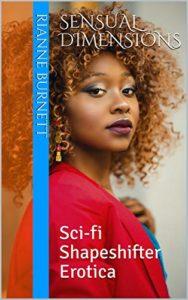 Cover Art for Sensual Dimensions by Rianne Burnett