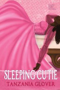 Cover Art for Sleeping Cutie by Tanzania Glover
