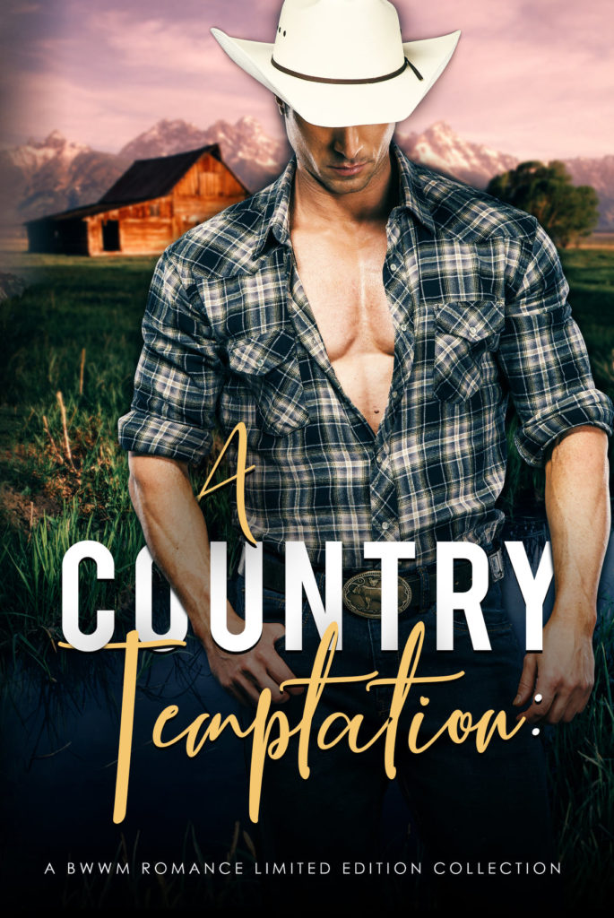 Cover Art for A Country Temptation by Peyton Banks