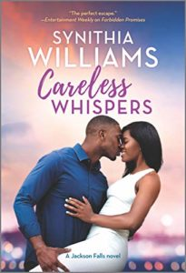 Cover Art for Careless Whispers by Synithia Williams