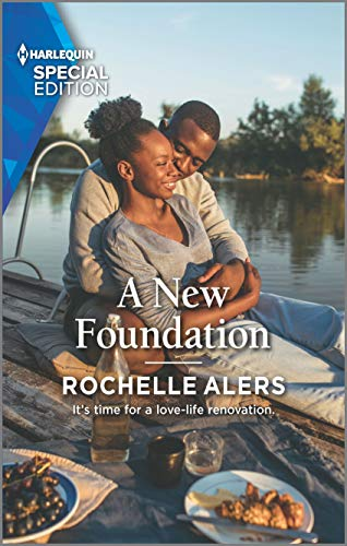 Cover Art for A New Foundation by Rochelle Alers