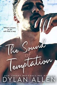 Cover Art for The Sound of Temptation by Dylan Allen