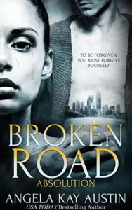 Cover Art for Broken Road by Angela Kay Austin