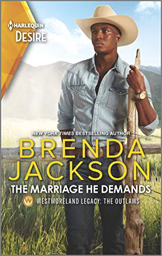 Cover Art for The Marriage He Demands by Brenda Jackson