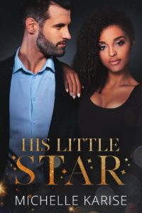 Cover Art for His Little Star by Michelle Karise