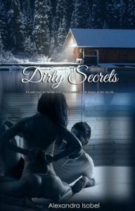 Cover Art for Dirty Secrets by Alexandra Isobel