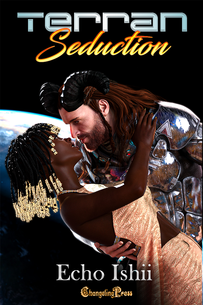 Cover Art for Terran Seduction by Echo Ishii
