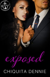 Cover Art for Exposed: A Salvation Society Novel by Chiquita  Dennie