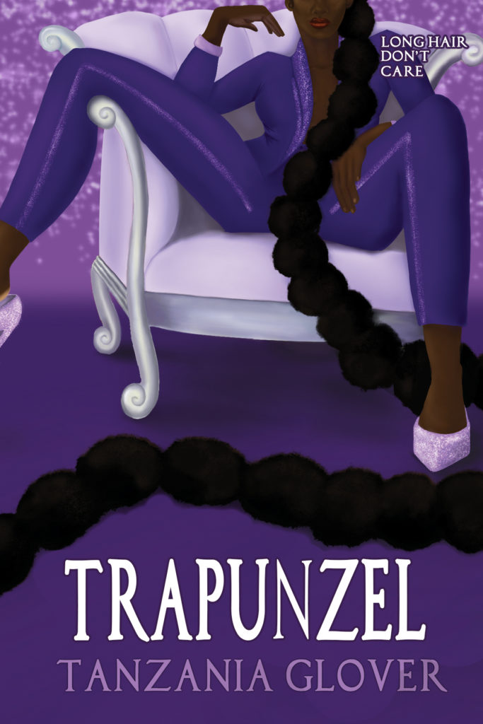 Cover Art for Trapunzel by Tanzania Glover
