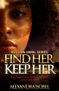 Cover Art for Find Her Keep Her by Alexandra Isobel