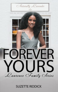 Cover Art for Forever Yours by Suzette Riddick