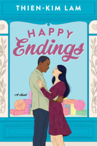 Cover Art for Happy Endings by Thien-Kim Lam