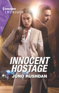 Cover Art for Innocent Hostage by Juno  Rushdan