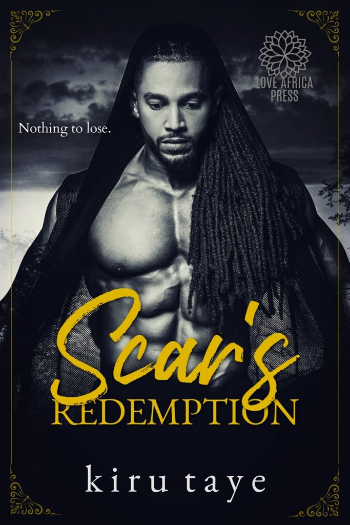 Cover Art for Scar's Redemption by Kiru Taye