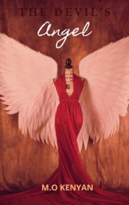 Cover Art for THE DEVIL'S ANGEL by M.O KENYAN