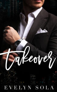 Cover Art for Takeover by Evelyn Sola
