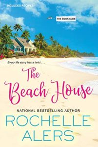 Cover Art for The Beach House by Rochelle Alers
