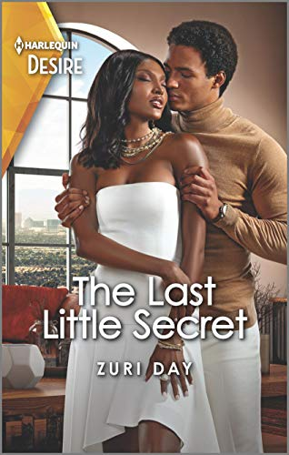 Cover Art for The Last Little Secret by Zuri Day