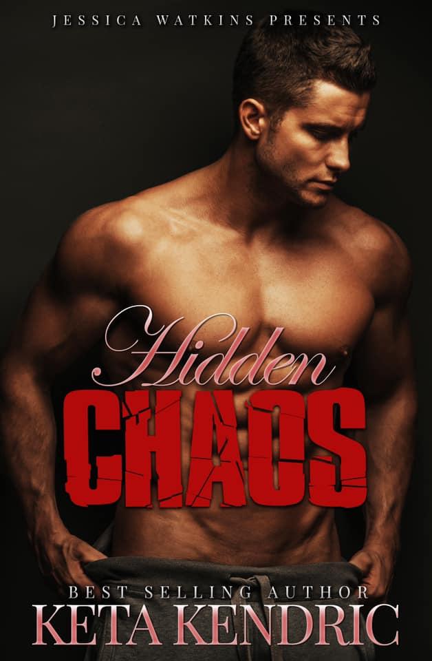Cover Art for Hidden Chaos by Keta Kendric