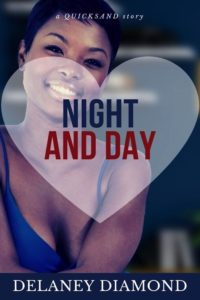 Cover Art for Night and Day by Delaney  Diamond
