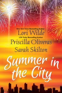 Cover Art for Summer in the City by Priscilla Oliveras