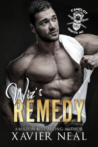 Cover Art for Wiz's Remedy by Xavier Neal