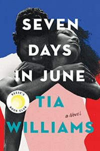 Cover Art for Seven Days in June by Tia Williams