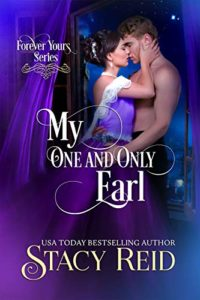 Cover Art for My One and Only Earl by Stacy Reid