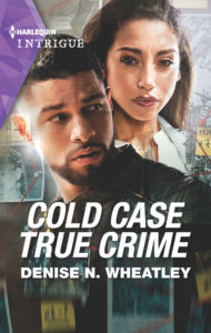 Cover Art for Cold Case True Crime by Denise N. Wheatley