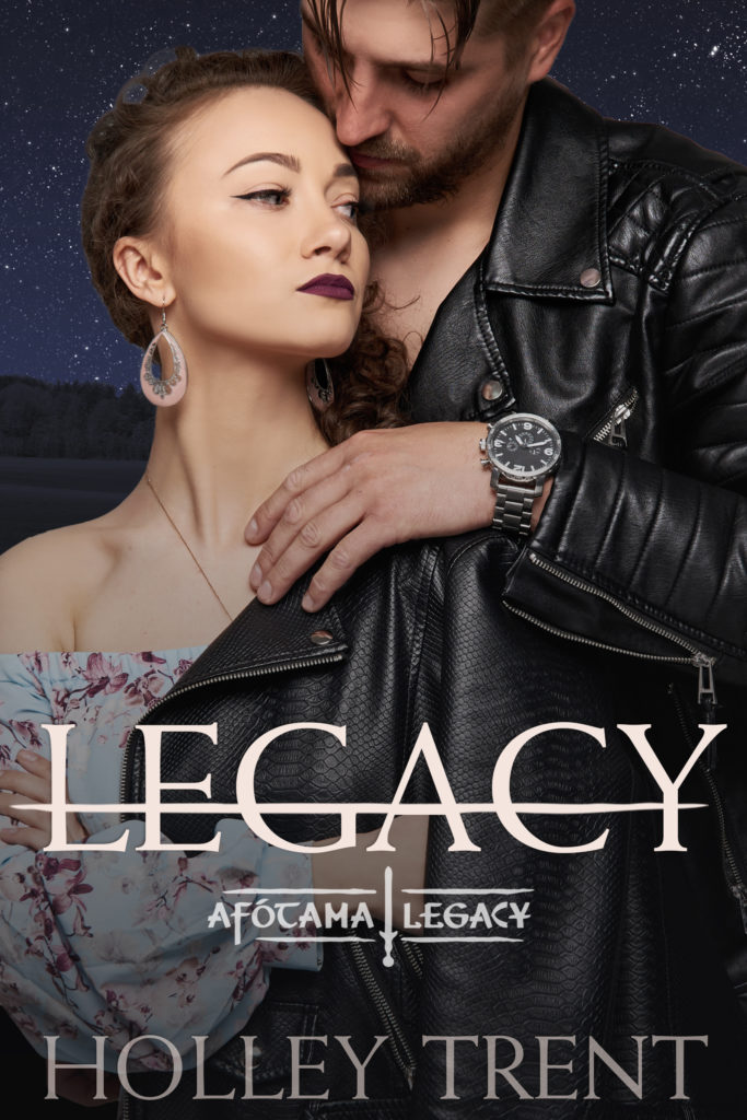 Cover Art for Legacy by Holley Trent