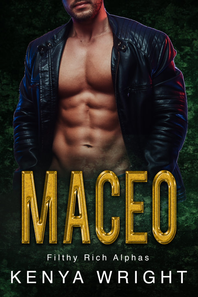 Cover Art for Maceo by Kenya Wright