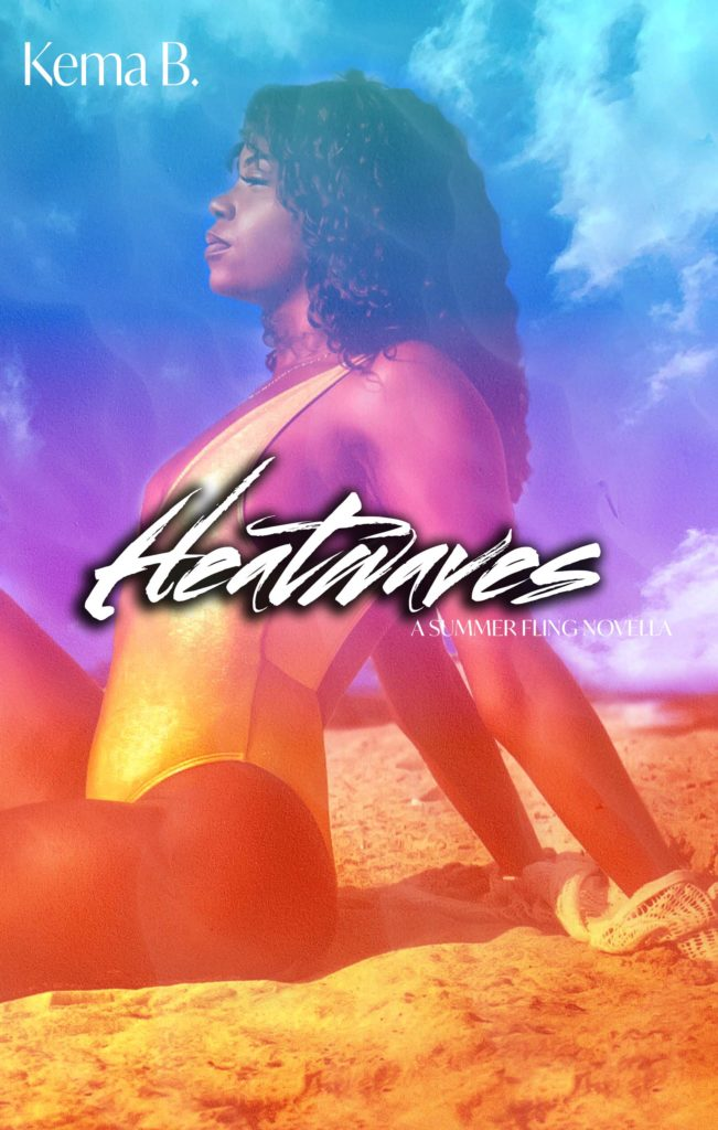 Cover Art for Heatwaves by Kema  B.
