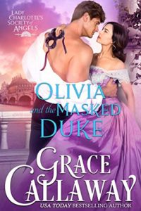 Cover Art for Olivia and the Masked Duke by Grace Callaway