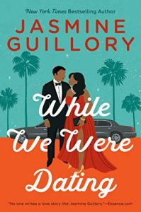 Cover Art for While We Were Dating by Jasmine Guillory