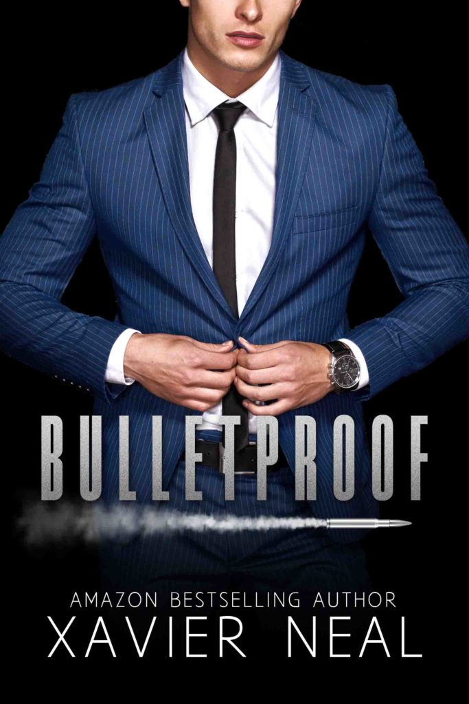 Cover Art for Bulletproof by Xavier Neal