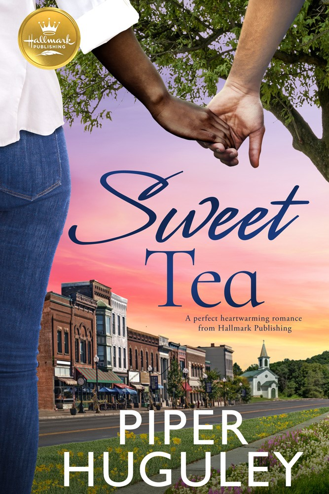 Cover Art for Sweet Tea by Piper Huguley
