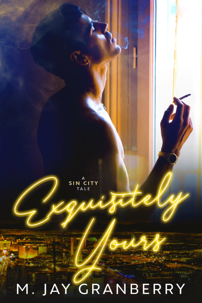 Cover Art for Exquisitely Yours by M. Jay Granberry