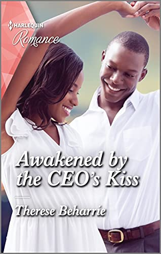 Cover Art for Awakened by the CEO's Kiss by Therese Beharrie